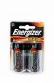 Батарейки алкалиновые LR20 Energizer MAX (2шт)