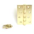 Петля Apecs (универсальная) 100-70 В4-Steel-G золото