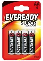 Батарейки солевые LR06 BL4 Eveready