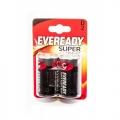 Батарейки солевые LR20 BL2 Eveready