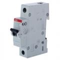 Выключатель автоматический модульный 1п С 6А SH201L 4,5кА АВВ