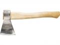 Топор ЗУБР кованый с деревянной ручкой 1,3кг (голова-1,0кг)