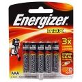 Батарейки алкалиновые LR03 Energizer МАХ(5шт)