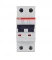 Выключатель автоматический модульный 2п С 25А SH202L 4,5кА АВВ