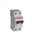 Выключатель автоматический модульный 2п С 40А SH202L 4,5кА АВВ
