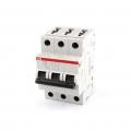 Выключатель автоматический модульный 3п C 16А SH203L 4,5кА ABB