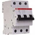 Выключатель автоматический модульный 3п C 25А SH203L 4,5кА ABB