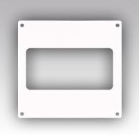 75 Р Настенная пластина 60х120