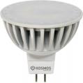Лампа светодиодная LED 3,5Вт MR16 GU5.3 230В 4500К Космос Premium