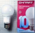 Лампа светодиодная 71 650 OLL A60 10Вт 230В 4K E27 Онлайт