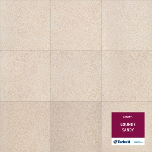 Виниловая плитка Tarkett Lounge Sandy VLOUT-SAND-457x457