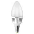 Лампа светодиодная 94 482 NLL-Р-С37 5Вт 230V 4000К Е14 свеча Navigator