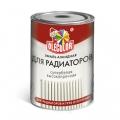 Эмаль алкидная для радиаторов белый 0,9кг OLECOLOR