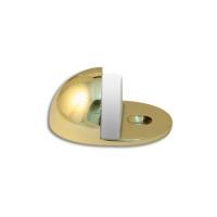Стопор дверной (круглый) Apecs DS-0002-G золото