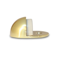 Стопор дверной (круглый) Apecs DS-0002-GM матовое золото