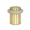 Стопор дверной (круглый) Apecs DS-0013-GМ матовое золото