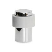 Стопор дверной (круглый) Apecs DS-0014-CR хром