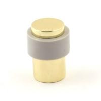 Стопор дверной (круглый) Apecs DS-0014-G золото