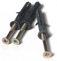 Дюбель-гвоздь для изоляции 10х260 с метал.гвоздем