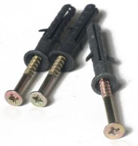Дюбель-гвоздь для изоляции  10х90 с метал.гвоздем
