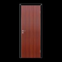Дверное полотно глухое ламинированное 900х2000мм Итальянский орех Олови
