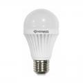 Лампа светодиодная LED A55 5Вт Е27 230В 3000К Космос