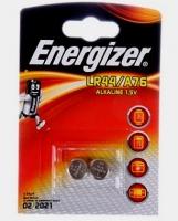 Батарейки алкалиновые Energizer LR44/A76 BL2