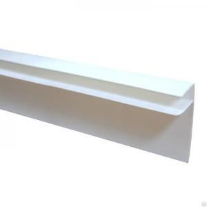 F-профиль 10мм*60мм 3м широкий