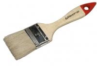 """Кисть плоская STAYER """"УНИВЕРСАЛ.-СТАНДАРТ""""натуральная щетина, деревянная ручка,75мм"""