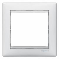774451 Рамка 1-местная ВАЛЕНА бел.