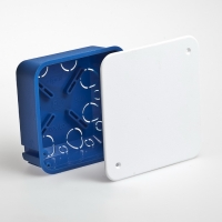 Коробка распределительная  СП 120/100/50мм для гипсокартона 1203