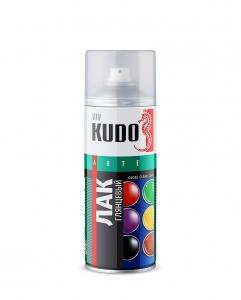 """Лак""""KUDO"""" универсальный акриловый , Матовый, 520мл"""