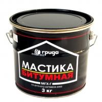 "Мастика ""Грида"" битумная МГХ-Г 3кг"