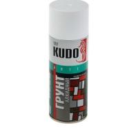 """Грунт """"KUDO"""" универсальный алкидный Белый, 520мл"""