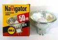 ГЛН Лампа MR16 GU5.3 50 W 12 V Navigator