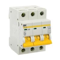 Автоматический выключатель модульный 3п ВА47-29 40А(4.5кА)ИЭК
