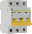 Автоматический выключатель модульный 3п ВА47-29 10А 4.5кА ИЭК