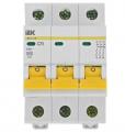 Автоматический выключатель модульный 3п ВА47-29 25А(4.5кА)ИЭК