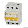 Автоматический выключатель модульный 3п ВА47-29 63А 4.5кА ИЭК