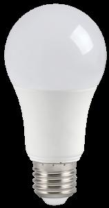 Лампа светодиодная ЕСО А60 15Вт (=120Вт лампы накаливания) 4000К белый свет Е27 230В ИЭК