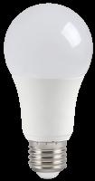 Лампа светодиодная ЕСО А60 11Вт (=90Вт лампы накаливания) 3000К теплый белый свет Е27 990Лм 230В ИЭК