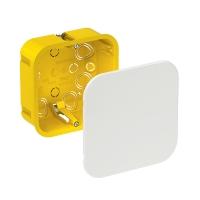 Коробка распределительная  СП 113/113/45мм  для гипсокартона HEGEL КР 1201