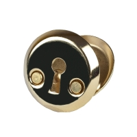 016 Заглушка FE под ключ (001А) золото