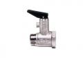 Клапан предохранительный 1/2 для водонагревателя с рычагом ТМ AQF1302-1/2FM