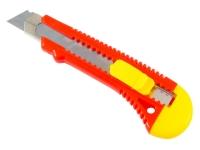 Нож усиленный, автоблокировка, 18мм (Hobbi)