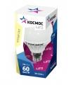 Лампа светодиодная LED GL45 5Вт 220В Е14 3000К Космос