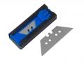 Лезвия для ножей трапециевидные, 19х60мм (5 шт.) Remocolor