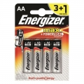 Батарейки алкалиновые LR06 Energizer MAX (4шт)