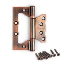 Петля Avers накладная (универсальная) 100-75-2,5 В2-Steel медь
