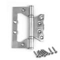 Петля Avers накладная (универсальная) 100-75-2,5 В2-Steel-CR хром